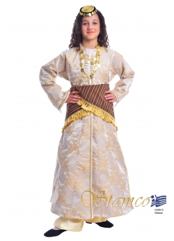 Traditional Pontos Girl Costume
