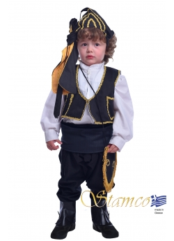Traditional Pontian Baby Boy Costume