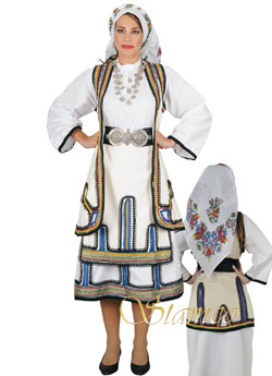 Traditional Corinth Costume