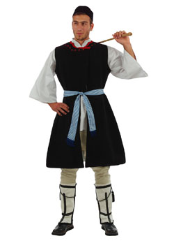 Traditional Florina Man Costume