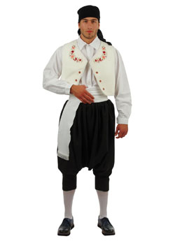 Traditional Sporades North Aegean Costume