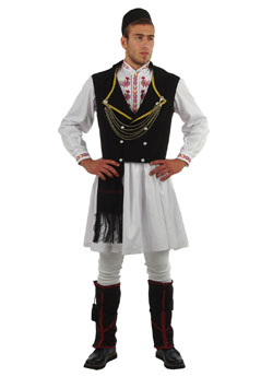 Traditional Episkopi Imathia Costume