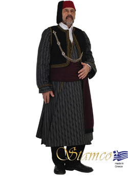 Traditional Kastoria W.macedonia Costume