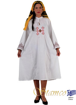 Traditional Maniatisa Dress